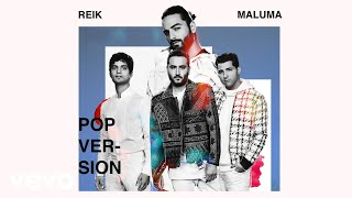 Reik, Maluma - Amigos Con Derechos  Versión Pop