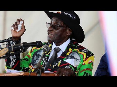 Ζιμπάμπουε: Ο Ρόμπερτ Μουγκάμπε γιόρτασε τα 93α γενέθλιά του