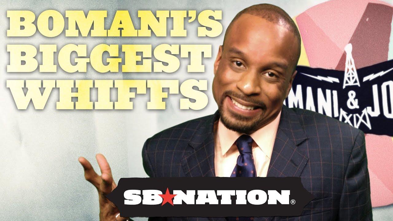 Bomani's Biggest Whiffs - Bomani & Jones, Episode 15 thumbnail