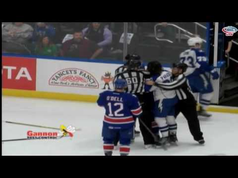 Philippe Paradis vs. Evan Rodrigues