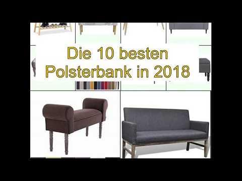 Die 10 besten Polsterbank in 2018