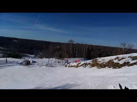 Видео: Видео горнолыжного курорта Ключи в Новосибирская область