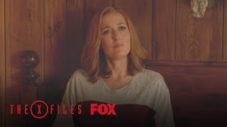 "THE X-FILES | A Monster from ""Mulder & Scully Meet the Were-Monster"""