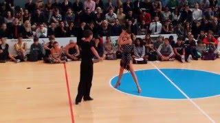 Nikita Pavlov & Dariia Palyey, RUS | 13° ITC Caorle | Rumba