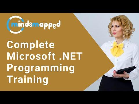 Complete Microsoft .NET Programming Training - YouTube