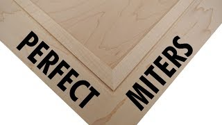 How To Cut Perfect Miters
