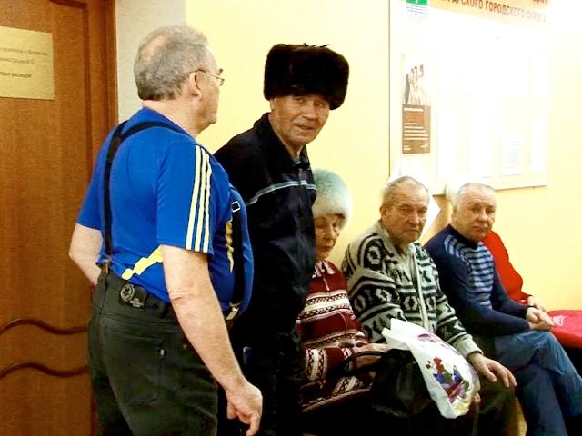 Единый день приёма прошел в Ангарске