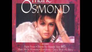 Paper Roses (Re-recorded) - The Best of Marie Osmond (1990) - Marie Osmond