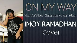 On My Way - Alan Walker,  Sabrina Carpenter Ft Farruko ( Cover With Clip PUBG) #OnMyWay