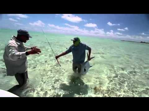 Fluefiskeri efter tarpon, bonefish og permit