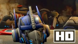 Transformers Fight Animations Compilation