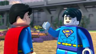 LEGO - Justice League vs Bizarro League (Svenska)