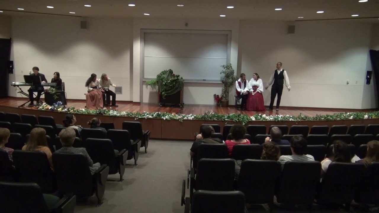 April 21 Performance (Much Ado About Nothing, Comet Opera)