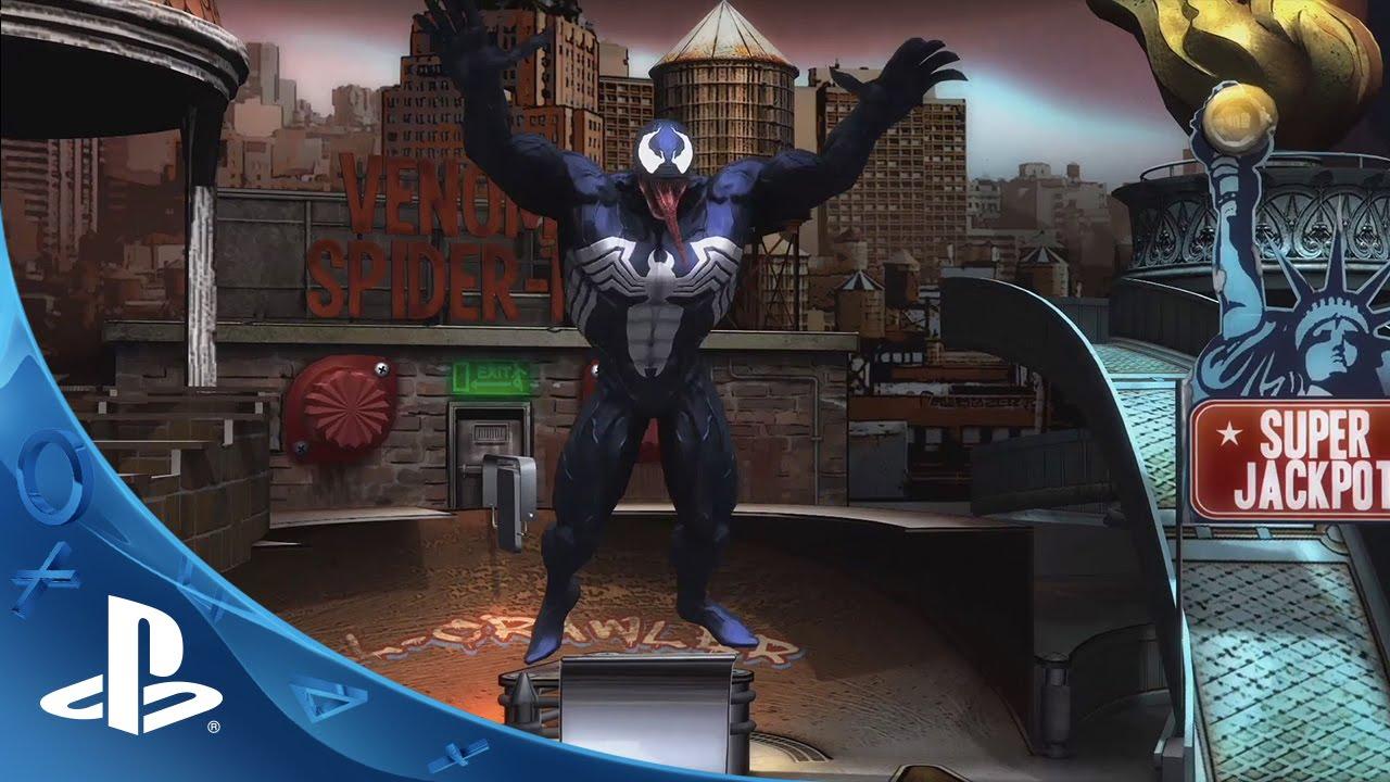 Marvel's Venom is Coming to Zen Pinball 2