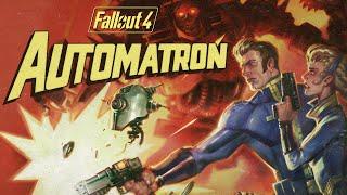 יצא הטריילר ל Automatron DLC!!!