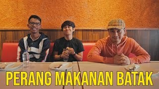 Video PERANG MAKANAN BATAK (MANDAILING)! MP3, 3GP, MP4, WEBM, AVI, FLV September 2019