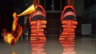Adidas Springblade barulho de pato