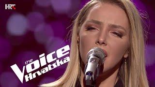 "Darija Ramljak - ""Ako me nosiš na duši"" | Knockout 2 | The Voice Croatia | Season 3"