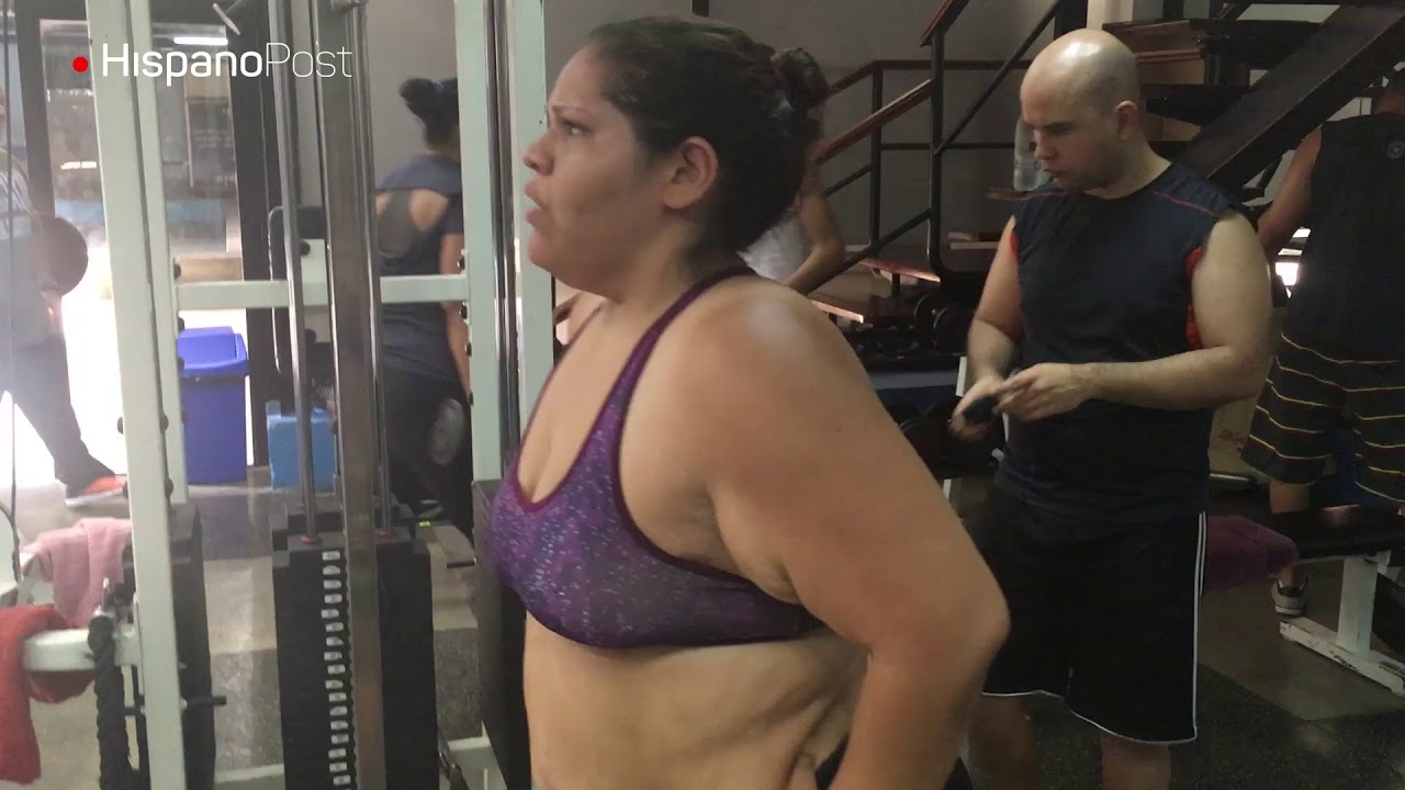 Alejandra renació en su lucha interior para enfrentar su obesidad mórbida