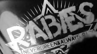 Video Rabies - Kings of Disasters! 2016 (OFFICIAL VIDEO)