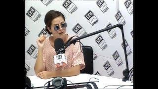 Нюша - прямой эфир на БИМ РАДИО (5 июля 2018 года)