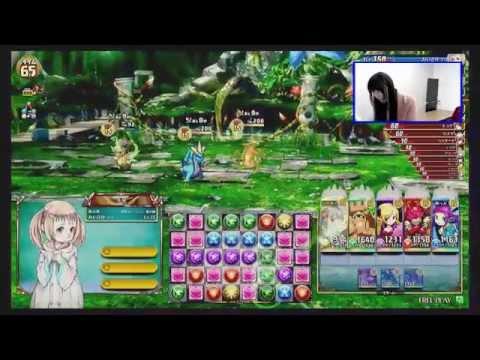 【声優動画】相坂優歌がパズドラバトルトーナメントをノーコンチャレンジ