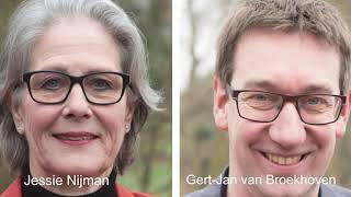 Gert-Jan Broekhoven overgedragen als nieuws raadslid Volkspartij Dongen