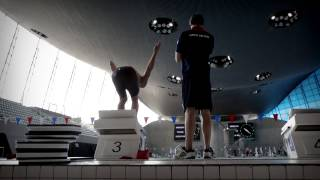 The Invictus Games 2014 - Meet the Swimming Team