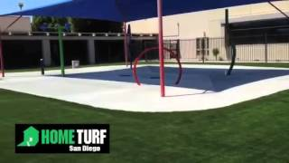 preview picture of video 'El Centro Artificial Turf'