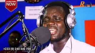 Amazing! Worship Experience With PAUL JNR. @ Sweet 106.1 FM Live Worship With Osofo Derrick