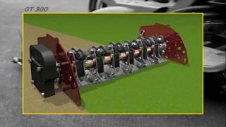 Maredo GT300 VibeShoe-Roller