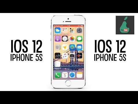 IOS 12 на iPhone 5s, тест, стоит обновлять?