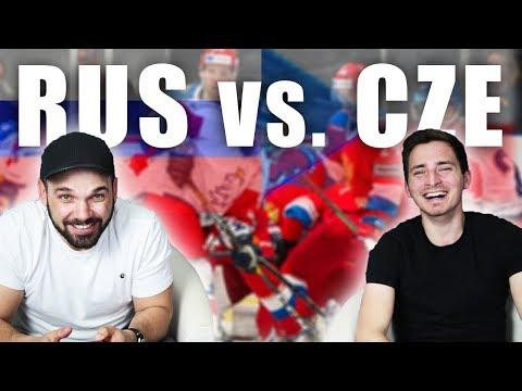 RUSKO - ČESKO | MS v hokeji 2019