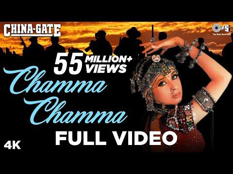 Chamma Chamma Full Video China Gate I Urmila Matondkar I Alka Yagnik Anu Malik