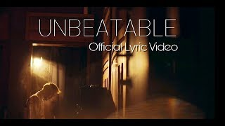 JFlow - UNBEATABLE feat Dira Sugandi (Official Lyric Video) Official Song of Asian Games 2018