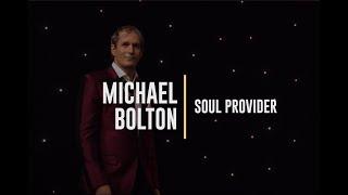 Michael Bolton   Soul Provider (Lyric Video)