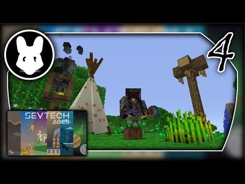 reddup: SevTech: Unable to complete Totemic Ceremonies