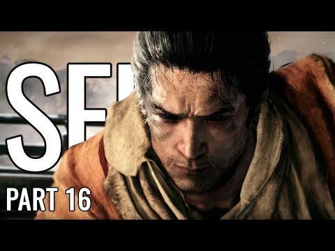 Sekiro: Shadows Die Twice Let's Play Playthrough   OH THAT'S A DRAGON - Part 16