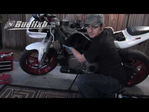 Buell Motorcycle Spark Plug Change How To Do It