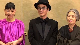 安藤サクラは母の夢を叶えてカンヌへ/映画『万引き家族』カンヌ囲み会見3