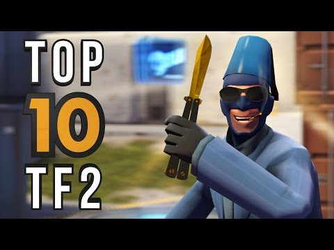 Top 10 TF2 plays - October 2015 letöltés