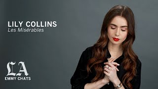Lily Collins From Les Miserables Describes Having Her Teeth Yanked Out And Her Hair Chopped Off