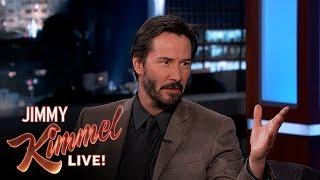 Keanu Reeves on Turning 50