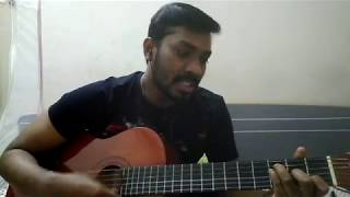 7UP Madras Gig   Orasaadha | Vivek   Mervin   Tapu Guitar Chords