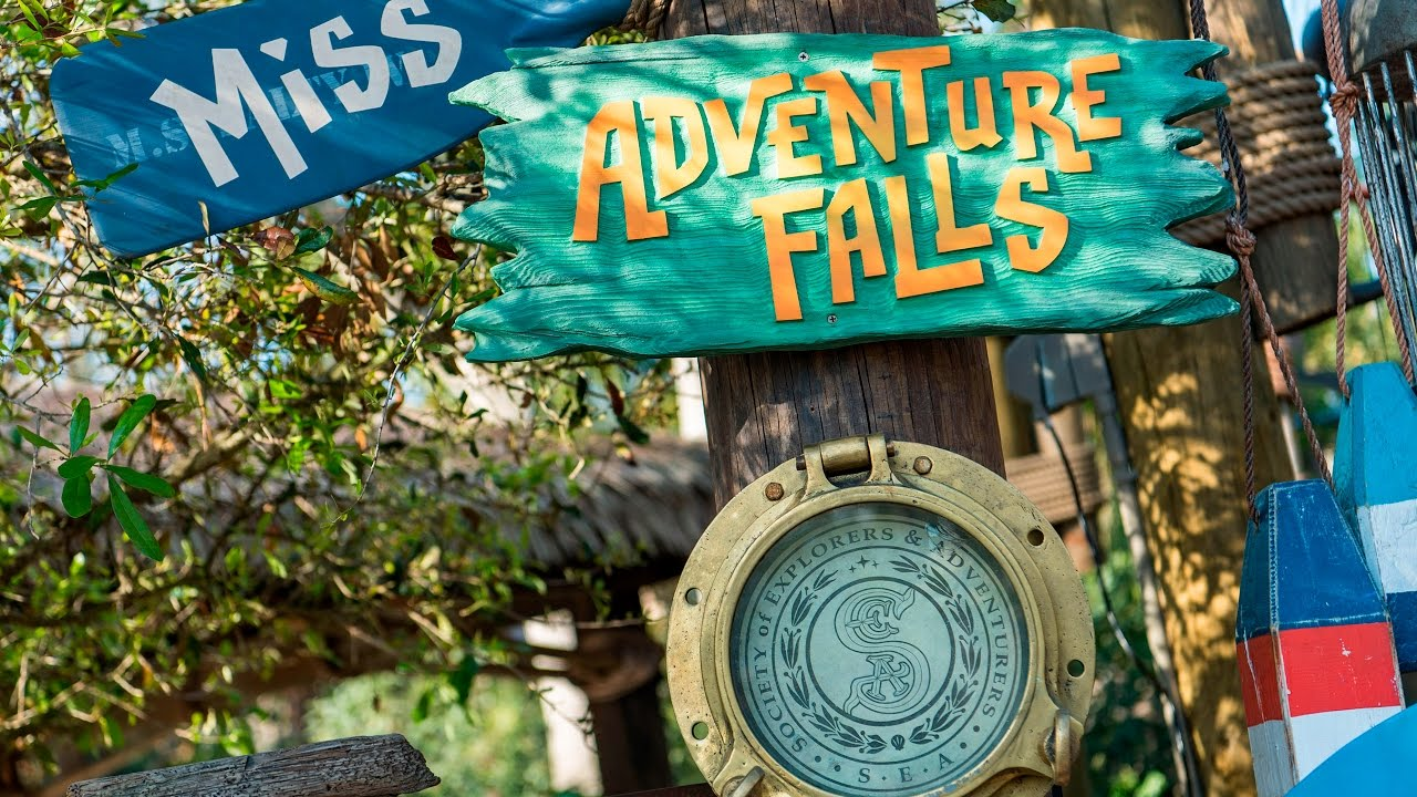 First look at Miss Adventure Falls