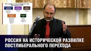 О переходе России к постлиберальной модели страны
