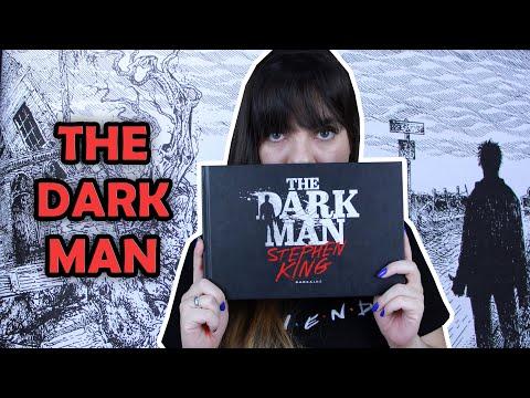 The Dark Man - Stephen King [RESENHA]
