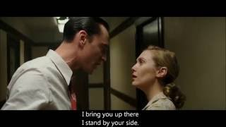 Tom Hiddleston -I Saw The Light- discussing Audrey's singing (subtitled)