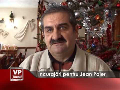 Încurajări pentru Jean Paler