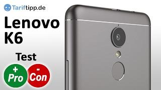 Lenovo K6 | Test deutsch